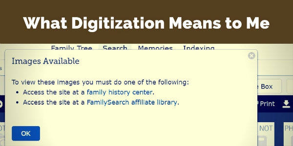 Digitization Highs and Lows