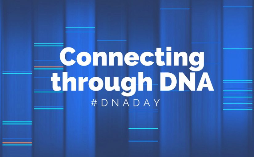 Connecting Through DNA