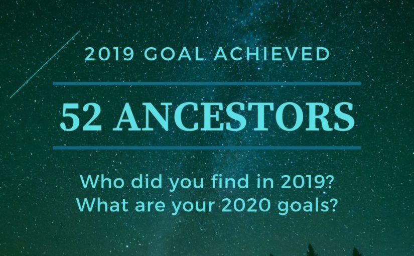 2019 Goal Achieved